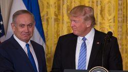 Israël et la Palestine, le dossier qui illustre parfaitement la confusion et les revirements de Donald