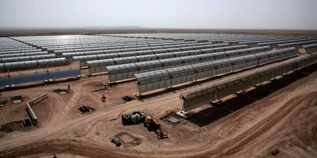 Energie solaire: une ressource naturelle au cœur de l'économie