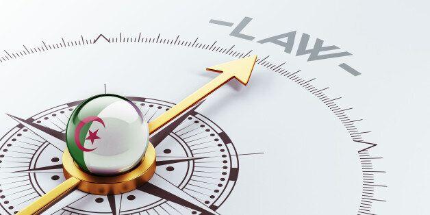 Algeria High Resolution Law