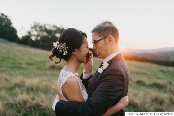 Cette photo de mariage fait fondre les internautes en