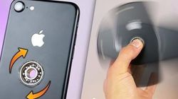 Il détruit son iPhone 7 pour le transformer en