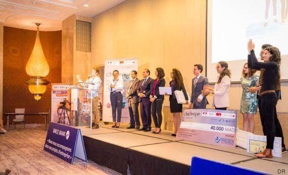 Travaillant ensemble, des étudiants marocains et français distingués par le Challenge de