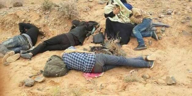 Réfugiés syriens bloqués à la frontière: des associations appellent l'Algérie et le Maroc à assumer