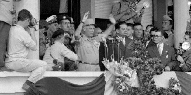 13 mai 1958: Le mythe de l'Algérie