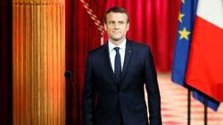 Le discours d'investiture de Macron à