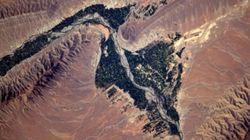 Thomas Pesquet a partagé de nouvelles photos du Maroc vu de l'espace