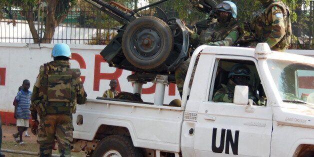 Attaque contre la Minusca: l'ONU exprime sa solidarité avec le