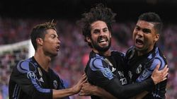 Le Real Madrid en finale de la ligue des