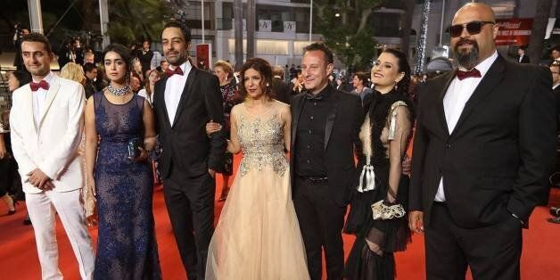 Cannes: Une standing ovation pour