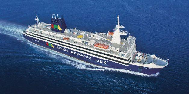 Maroc-Espagne: Un nouveau ferry entre Tanger Med et