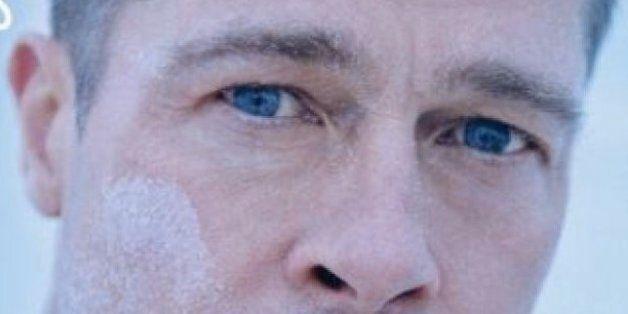 Brad Pitt en Une de GQ