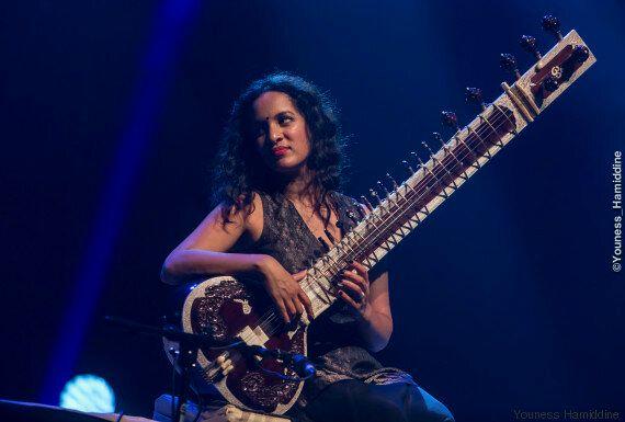 Mawazine: Talentueuse, engagée et pleine d'humour, Anoushka Shankar enchante