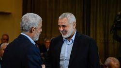 Ismaïl Haniyeh élu chef du mouvement palestinien