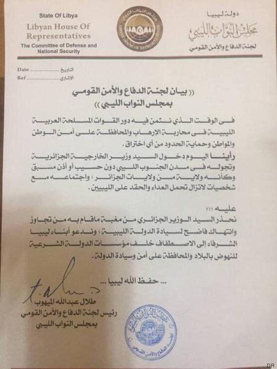 Ingérence ou coordination? Polémique en Libye sur la récente tournée d'Abdelkader