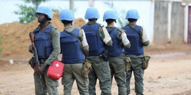 Trois des quatre casques bleus portés disparus ont été retrouvés