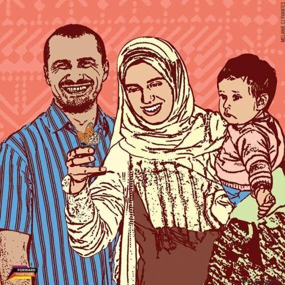 Résister contre Trump avec ces cartes de la fête des mères destinées aux mamans musulmanes et aux
