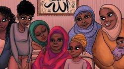 Résister contre Trump avec ces cartes destinées aux mamans musulmanes et aux
