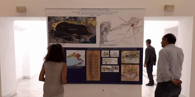 Interview de Houria Zourgane Abdelkafi, commissaire de l'exposition