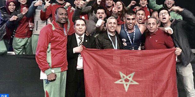 Pluie de médailles pour le Maroc aux mondiaux de Muay