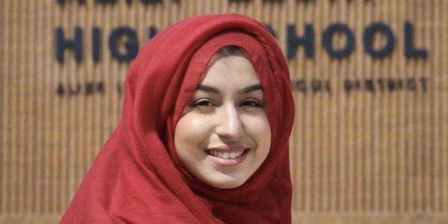 Elle rêve de devenir sénatrice: Amina Mabizari, algérienne d'origine, admise dans 7 universités américaines