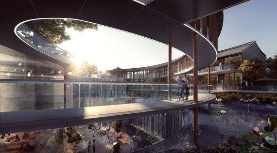 Cet incroyable projet d'hôtel de luxe va voir le jour en