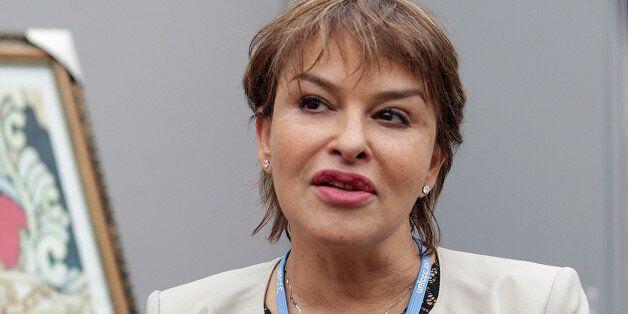 Hakima El Haité: