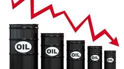 Le pétrole dans la déprime: les cours reculent à leur plus bas niveau de