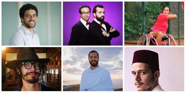 8 speakers marocains parleront de leur