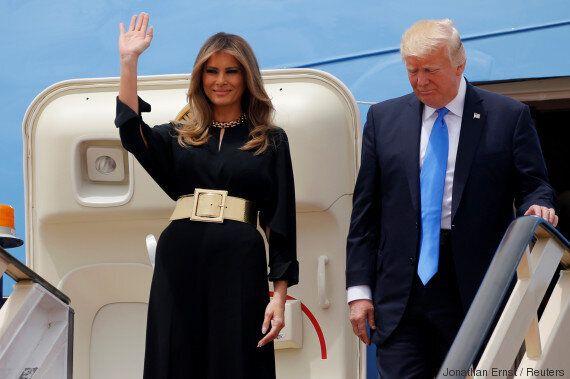 Melania et Ivanka Trump sans voile en Arabie saoudite... comme Michelle Obama que Donald Trump jugeait