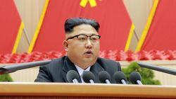 La Corée du Nord tire un