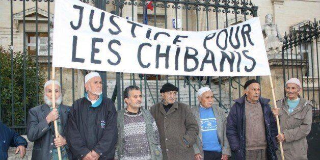 Plusieurs centaines de Chibanis devant la Cour d'appel de