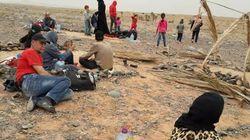 L'OMDH crée un comité de suivi pour les réfugiés syriens coincés près de