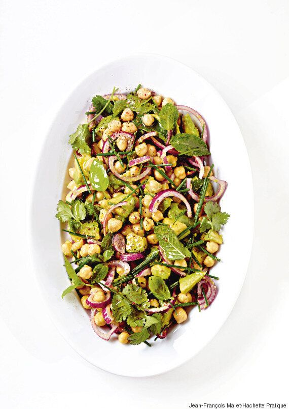 Une semaine de recettes de salades simples et pratiques à apporter au