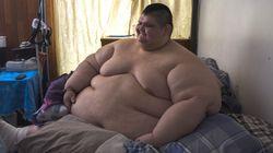 Mexique: l'homme le plus gros du monde en passe d'être