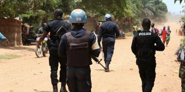 Sept casques bleus marocains ont été blessés, un est porté