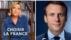 Macron contre Le Pen: La bataille des mots, la guerre des