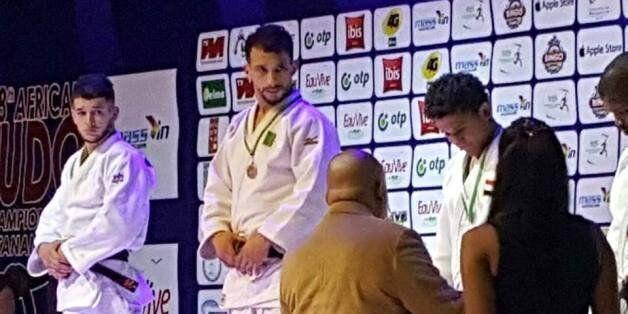Championnats d'Afrique de Judo: l'Algérie s'offre 4 nouvelles médailles d'or et domine le