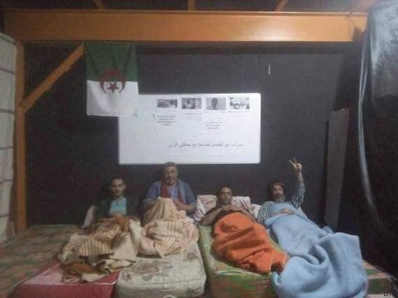 Mouvement de solidarité pour la libération de l'activiste Kamel Eddine