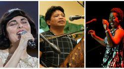 Mawazine: Voyage vers les îles et les musiques du monde au
