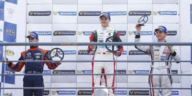Michael Benyahia, un jeune marocain sur les podiums de Formula