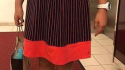 Dans un tournoi d'échecs en Malaisie, la robe de cette jeune participante a été jugée trop