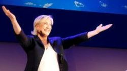 Qualifiée pour le 2ème tour: Marine Le Pen évoque un