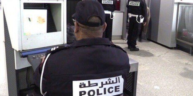 Un policier en garde à vue pour vol présumé à l'intérieur de l'aéroport Mohammed