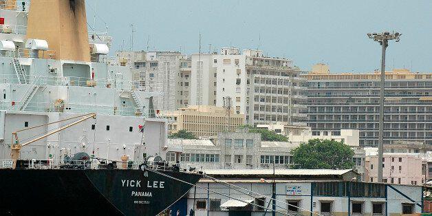 Dakar port, Senegal. (Photo by: Godong/Universal Images Group via Getty