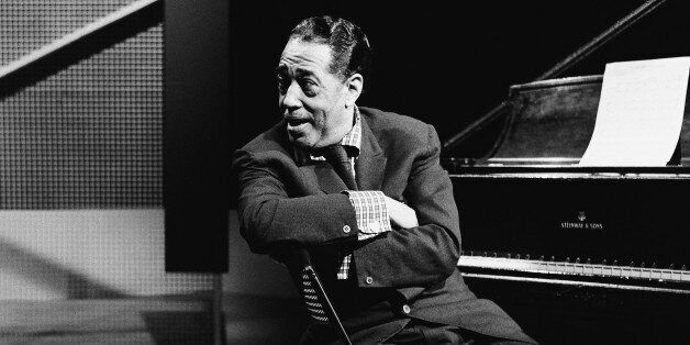 THE SUBJECT IS JAZZ -- 'What is Jazz' Episode 1 -- Pictured: Duke Ellington -- (Photo by: NBC/NBCU Photo...