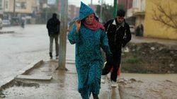 Samedi pluvieux et orageux dans plusieurs régions du