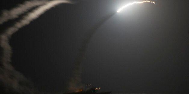 Syrie-armes chimiques: le Tomahawk, la fin d'une