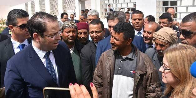 Transport, emploi, équipements... Youssef Chahed annonce une série de mesures en faveur de