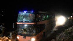 Syrie: reprise du processus d'évacuation après un attentat