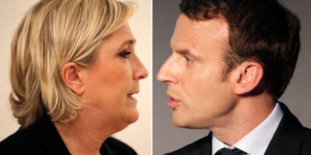 Marine Le Pen s'est qualifiée pour le second tour des élections présidentielles